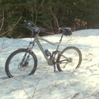 Mountainbike Sumava