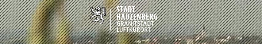 Stadt Hauzenberg, Banner Quer