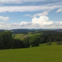 Panorama Wegscheid