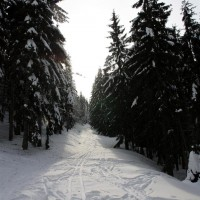 Antarctic Schneeschuh Tour zum Dreiländereck