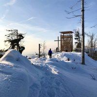 Schneeschuh Staffelberg