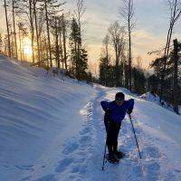 Schneeschuhtour Hauzenberg