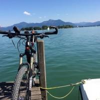 Chiemsee Mountainbike