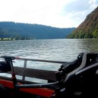 Überfahrt mit der Donaufähre