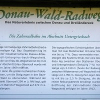 Donau Wald Radweg Info