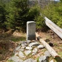 Denkmal Baerenstein 14. November 1856