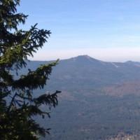 Blick vom Gipfel Falkenstein