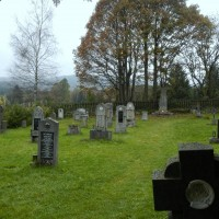 Friedhof in Fuerstenhut Bucina