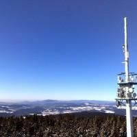 Über den Haidel Gipfel nach Leopoldsreut
