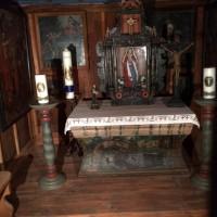 Schwedtreuth Kapelle innen
