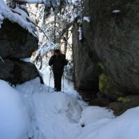 Kleine Kanzel Winter