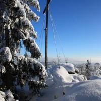 Schneeschuh Grosse Kanzel
