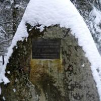 Rosenauer Denkmal Schwemmkanal