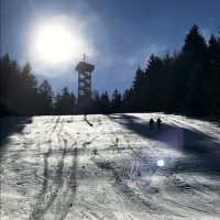 Skipiste Oberfrauenwald