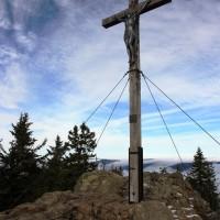 Rachel Gipfelkreuz
