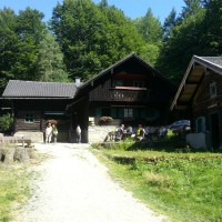Rachel-Diensthütte