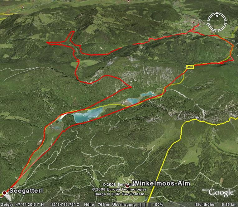 MTB Tour Adventure Tour in Salzburg Österreich in Salzburg ...