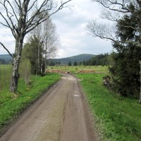 Weg von Stozec
