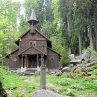 Stozec (Tusset) Kapelle