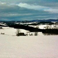 Ameisberg mit Schneeschuhen