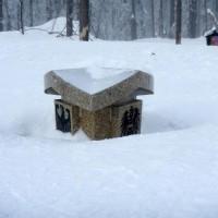 Dreiländereck Winter