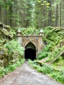 Tunnel in Jeleni