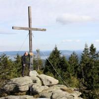 Gipfel Bärenstein bei Aigen