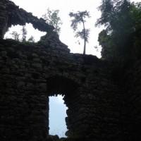 Ruine Kuschward Strazny
