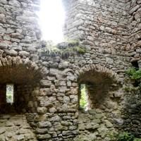 Ruine von Innen