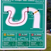 Infotafel Donau