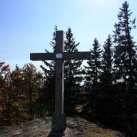 Gipfelkreuz Arlmayerschloss