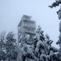 Turm auf dem Haidel