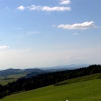 Blick nach Hauzenberg