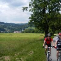 Lipno Highlights mit Bikepark
