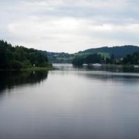 Lipno Staussee