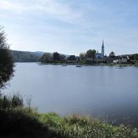 Frymburk am Moldaustausee