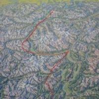 Alpencross 2006