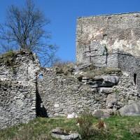 Über Svaty Tomas zum Moldaustausee (Burg Wittighausen)