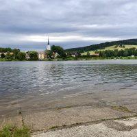 Svaty Tomas und Burg Wittighausen