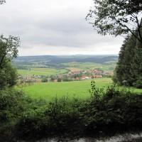 Ausblick vom Ruhmannsberg