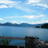 Walchensee Aussicht